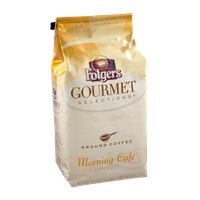 Folgers Gourmet Selections Morning Cafe Ground Coffee