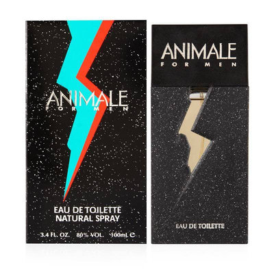 MEN ANIMALE by Animale Parfums - EDT SPRAY 3.3 OZ