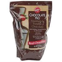 Wilton W2618 Chocolate Pro Fountain & Fondue Chocolate 2 Pounds