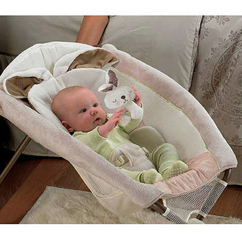 Fisher-Price Deluxe Newborn Rock 'n Play Sleeper