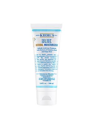 Kiehl'S Since 1851 Blue Herbal Moisturizer 3.4oz