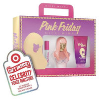 Women's Nicki Minaj Pink Friday Eau de Parfume 3 Piece Gift Set Plus