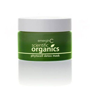 emerginC Scientific Organics Phytocell Detox Mask 50ml/1.76oz