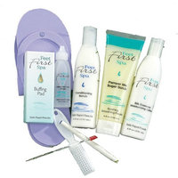 Feet First Spa Complete At-Home Pedicure Kits