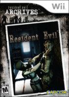 Capcom Resident Evil Archives
