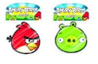 Commonwealth Toy Angry Birds Flat Magnet