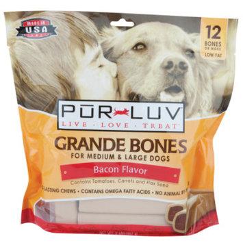 Pur LuvTM Grande Bones Dog Treat