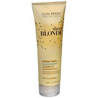 John Frieda Sheer Blonde Lustrous Touch Strengthening Shampoo