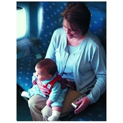 Baby B'air Infant Travel Harness, Small - Infant/Newborn