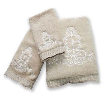 Lenox Bath Towel, ivory