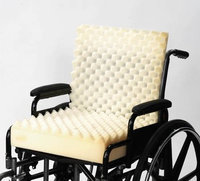 Alex Orthopedics 5117 One Piece Convoluted Wheelchair Cushion W/Back