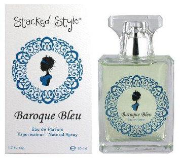 Stacked Style Baroque Bleu