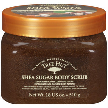 Tree Hut Brazilian Nut Shea Sugar Body Scrub