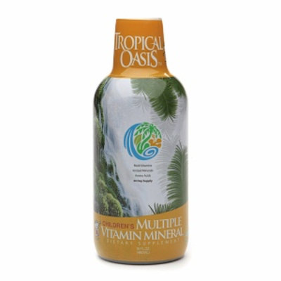 Tropical Oasis Children's Multiple Vitamin Mineral
