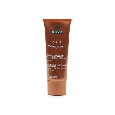 NUXE Soleil Prodigieux Self-Tanning Face Cream