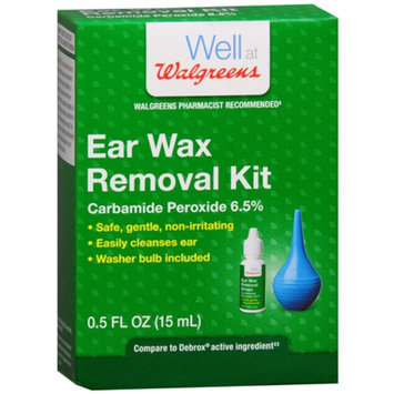 Walgreens Ear Wax Removal Kit, .5 fl oz