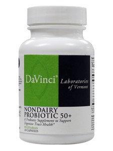 Davinci Labs - Probiotic 50 Nondairy - 30 Capsules