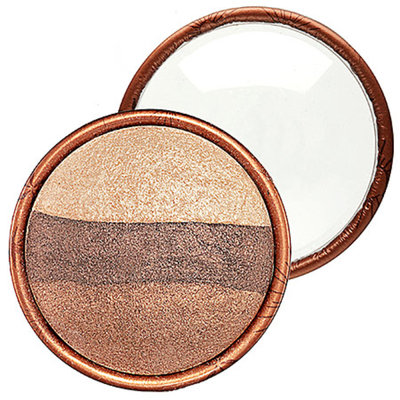 Stila Eye Shadow Trio Bronze Glow 0.17 oz
