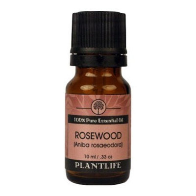 Plantlife Rosewood Essential Oil (100% Pure and Natural, Therapeutic Grade) 10 ml