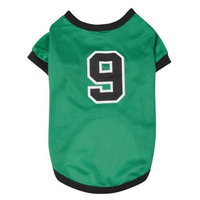 Casual Canine Game Day Jersey Shamrock - Green