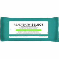 Medline ReadyBath Body Cleansing Washcloths (Pack of 30)