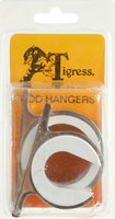 Tigress Premium Rod Hangers Polished Stainless Steel