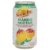 Sunchy Nectar, Mango, 11.5 fl oz (340 ml)