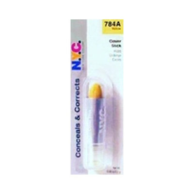 N.Y.C. Cover Stick Yellow (2-Pack)