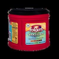 Folgers Brazilian Blend Medium Ground Coffee