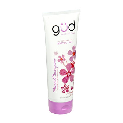Gud from Burt's Bees Natural Floral Cherrynova Body Lotion