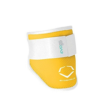 Evoshield Protective Women's Fastpitch Softball Batter's Elbow Guard [Yellow]