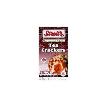 Streits Matzo Cracker Tea -Pack of 12