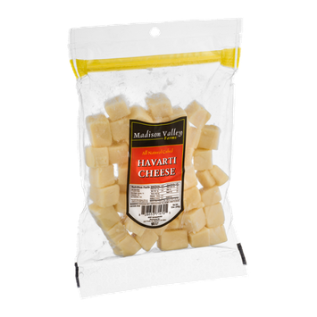Madison Valley Farms Havarti Cheese Cubed