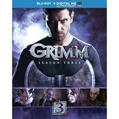 Grimm: Season Three (Blu-ray + Digital HD) (Widescreen)