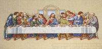 Janlynn JANLYNN The Last Supper Counted Cross Stitch Kit (26-1/2