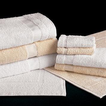 MARTEX T3800 Bath Towel,24 x 48 In, White, PK12