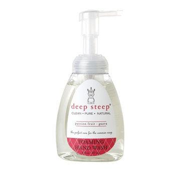Deep Steep Foaming Hand Wash, Passion Fruit Guava, 8 fl oz
