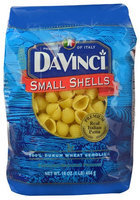 Davinci Gourmet Pasta Shells Small -Pack of 12