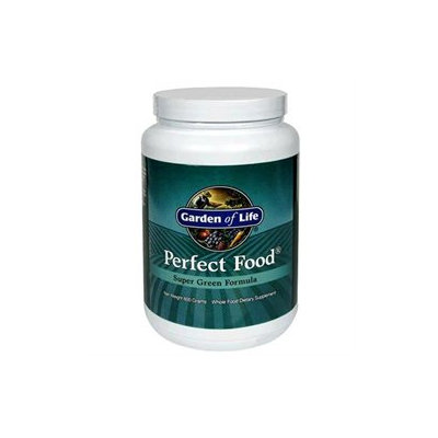 Garden of Life Perfect Food Green Formula Powder