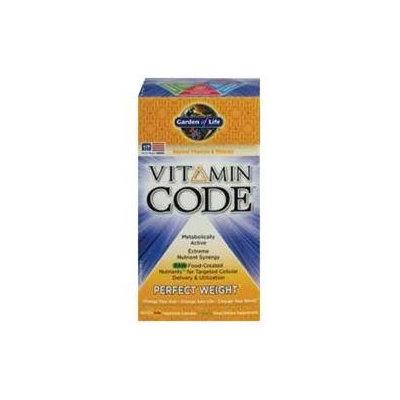 Garden of Life Vitamin Code Perfect Weight - 120 Vegetarian Capsules