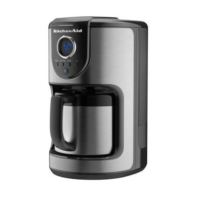 KitchenAid Thermal Coffee Maker - Black (10 cup)