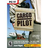 Digital Interactive CARGO PILOT - FLIGHT SIMULATOR EXPANSION PACK - Black