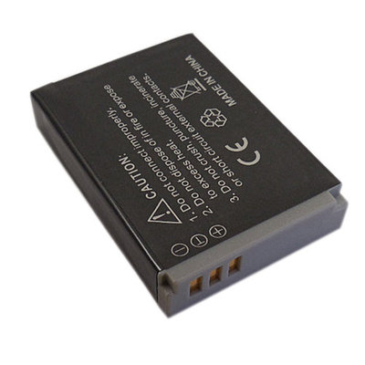 Discountbatt Superb Choice CM-CANNB5LH-3 3.7V Camera Battery for Canon PowerShot SD800 IS, SD850 IS, SD870 IS, SD