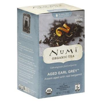 Numi Aged Earl Grey Tea 18 ct