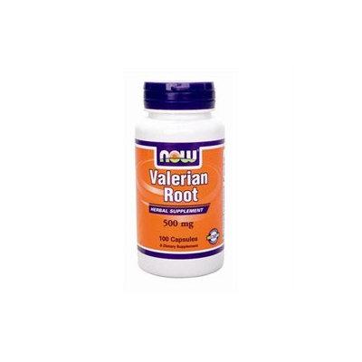 NOW Foods - Valerian Root 500 mg. - 100 Capsules