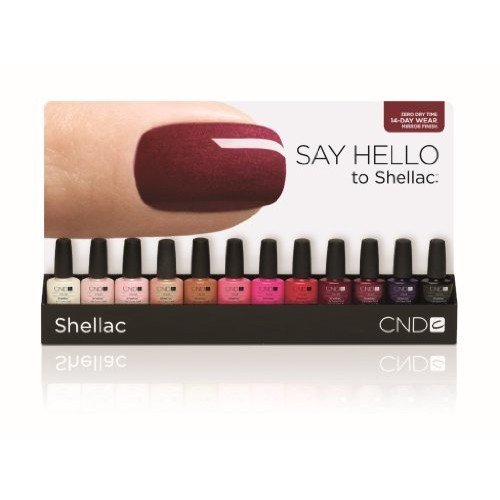 Cnd Cosmetics CND Shellac Salon Rack