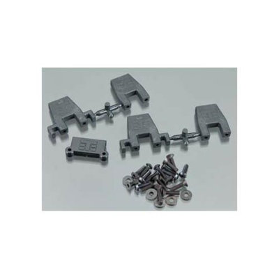 TKR400011 V3/V4 Servo Mounts (all V3/V4 Univ)