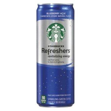 Pepsi Starbucks Refresher Blueberry Acai 11.5oz