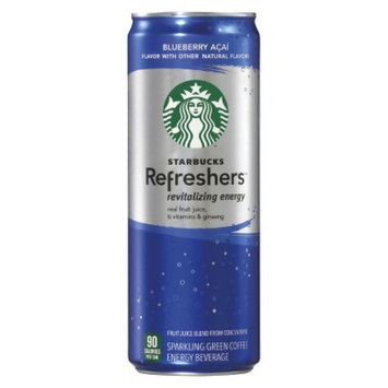 Starbucks Refresher Blueberry Acai 11.5oz