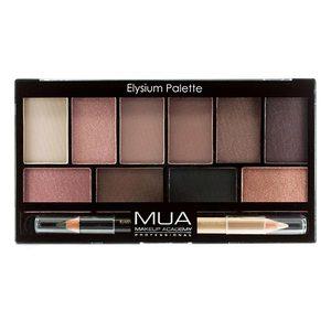 Makeup Academy Eyeshadow Palette Elysium
